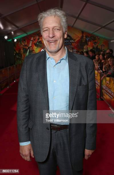 Clancy Brown attends the premiere of Disney And Marvel's 'Thor Ragnarok' on October 10 2017 in Los Angeles California