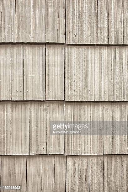 Bardeau de bois de lambris