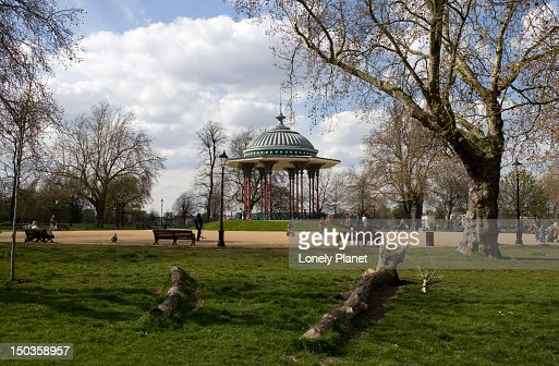Clapham Common. : Stockfoto