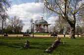 Clapham Common.