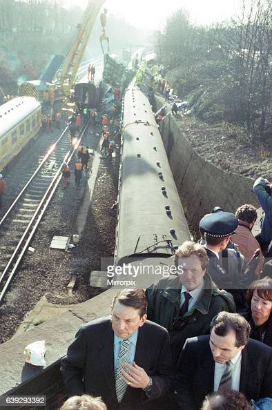 Clapham train crash On 12 December 1988 the 0718 from Basingstoke to London Waterloo was approaching Clapham Junction when the driver saw the signal...