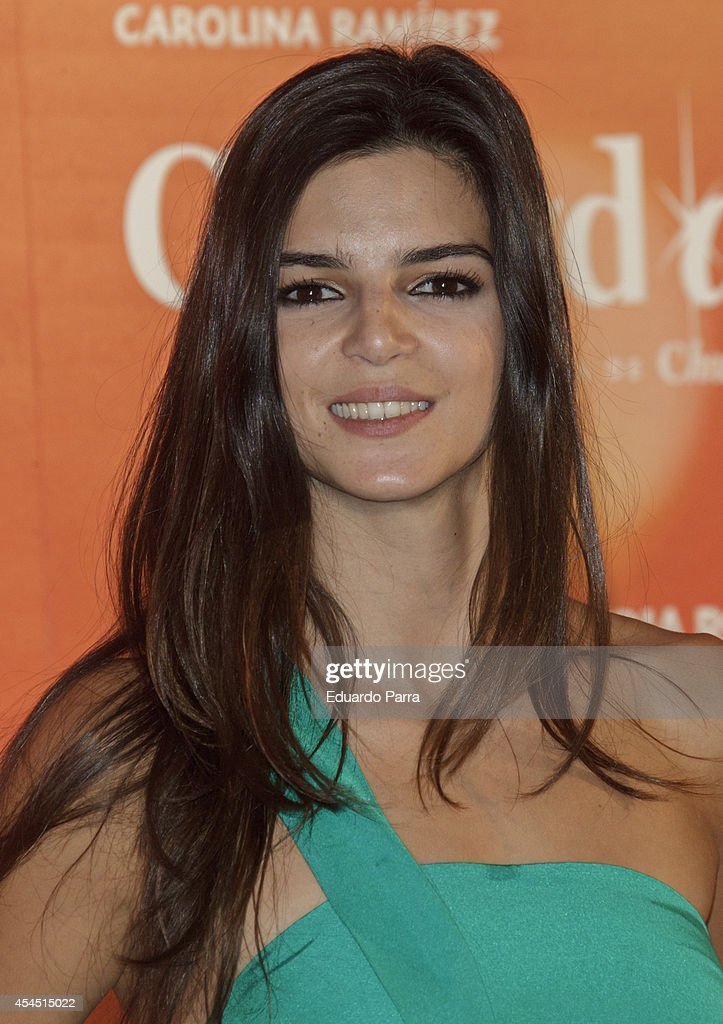 <a gi-track='captionPersonalityLinkClicked' href=/galleries/search?phrase=Clara+Lago&family=editorial&specificpeople=3378948 ng-click='$event.stopPropagation()'>Clara Lago</a> attends 'Ciudad Delirio' premiere photocall at Academia del cine on September 2, 2014 in Madrid, Spain.