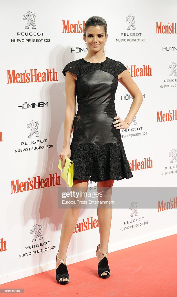 <a gi-track='captionPersonalityLinkClicked' href=/galleries/search?phrase=Clara+Lago&family=editorial&specificpeople=3378948 ng-click='$event.stopPropagation()'>Clara Lago</a> attends Men's Health Awards 2013 at Teatros del Canal on October 29, 2013 in Madrid, Spain.