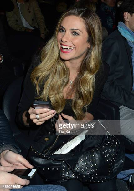 Clara Morgane attends the 'Melty Future Awards 2014' 1st Edition At Palais De Tokyo on January 230 2014 in Paris France