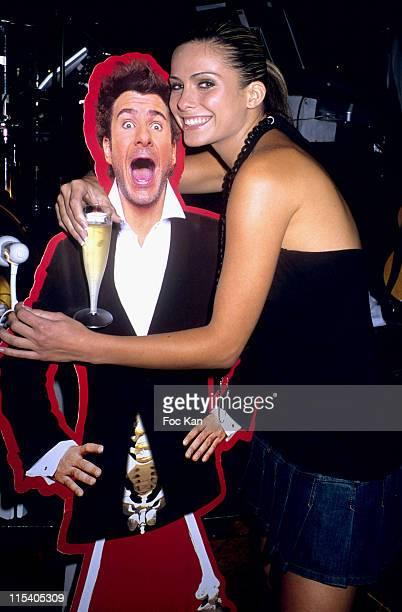 Clara Morgane during 'Pluskapoil' DVD Launch Party November 2 2005 at Cabaret Clichy Blanche in Paris France