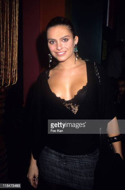 Clara Morgane during Six Seven 4th Anniversary Party at Six Seven Club in Paris France