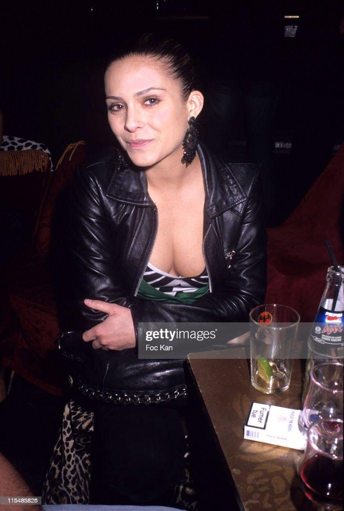 Stella Vagner Fashion Show at Michael Jones Concert After Party in Paris - April 12, 2007