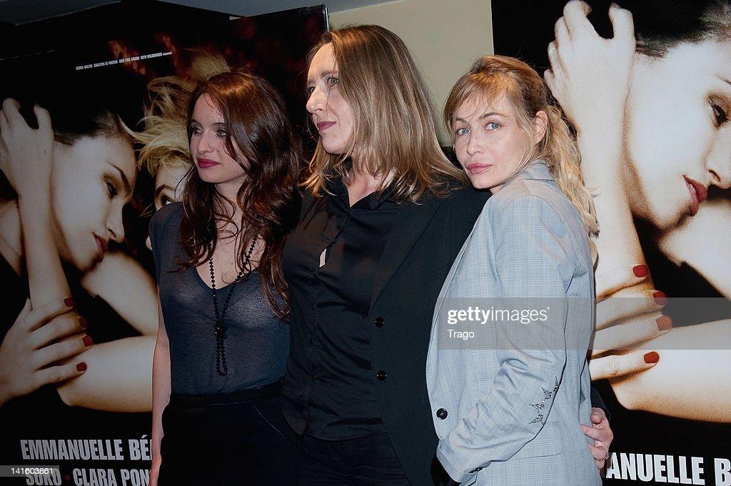 'Bye Bye Blondie' Paris Premiere