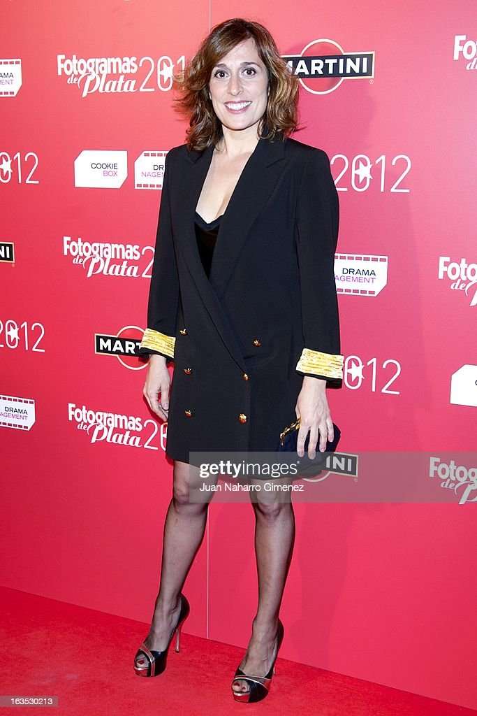 Clara Segura attends Fotogramas awards 2013 at the Joy Eslava Club on March 11, 2013 in Madrid, Spain.
