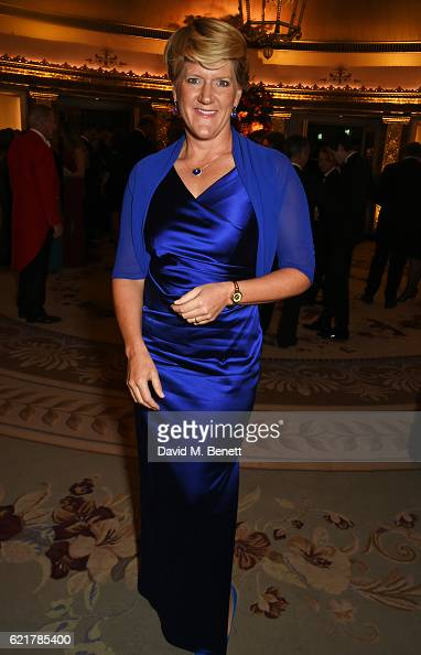 Clare Balding attends The Cartier Racing Awards 2016 at The Dorchester on November 8 2016 in London England
