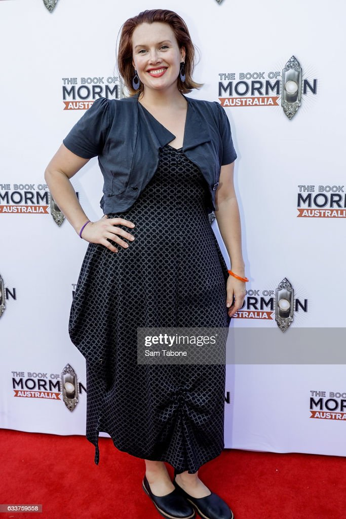 The Book Of Mormon Opening Night - Arrivals