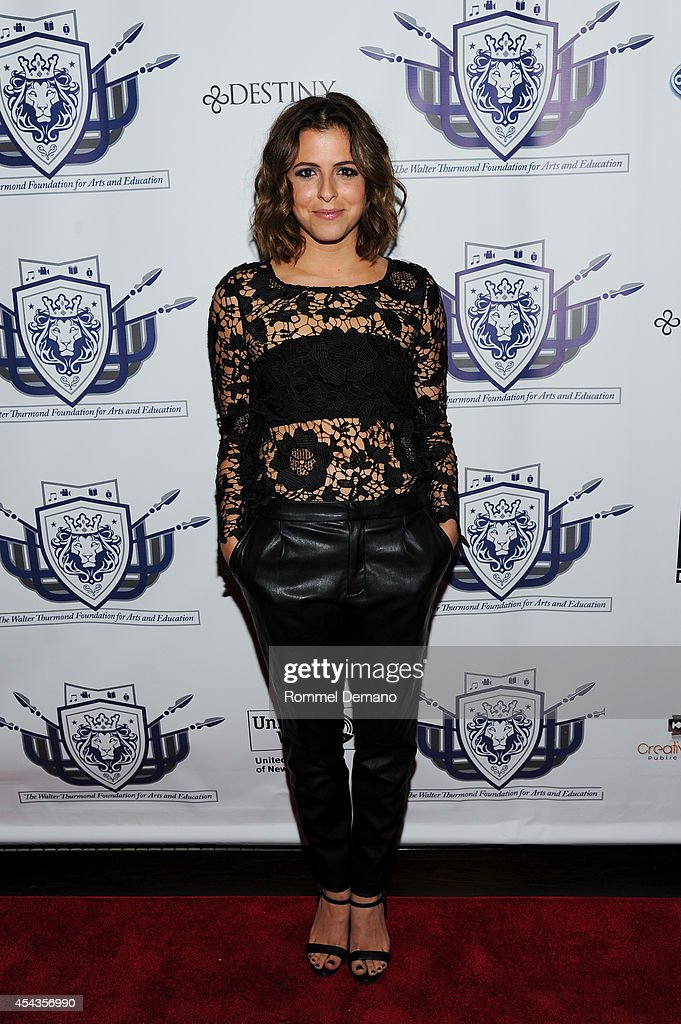 Clare Galterio attends the Walter Thurmond Foundation for Arts & Education Launch at Shadow Boxers on August 29, 2014 in New York City.