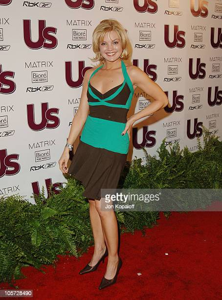 Clare Kramer during US Weekly Jessica Simpson Celebrate The Young Hot Hollywood Style Awards at Element Hollywood in Hollywood California United...