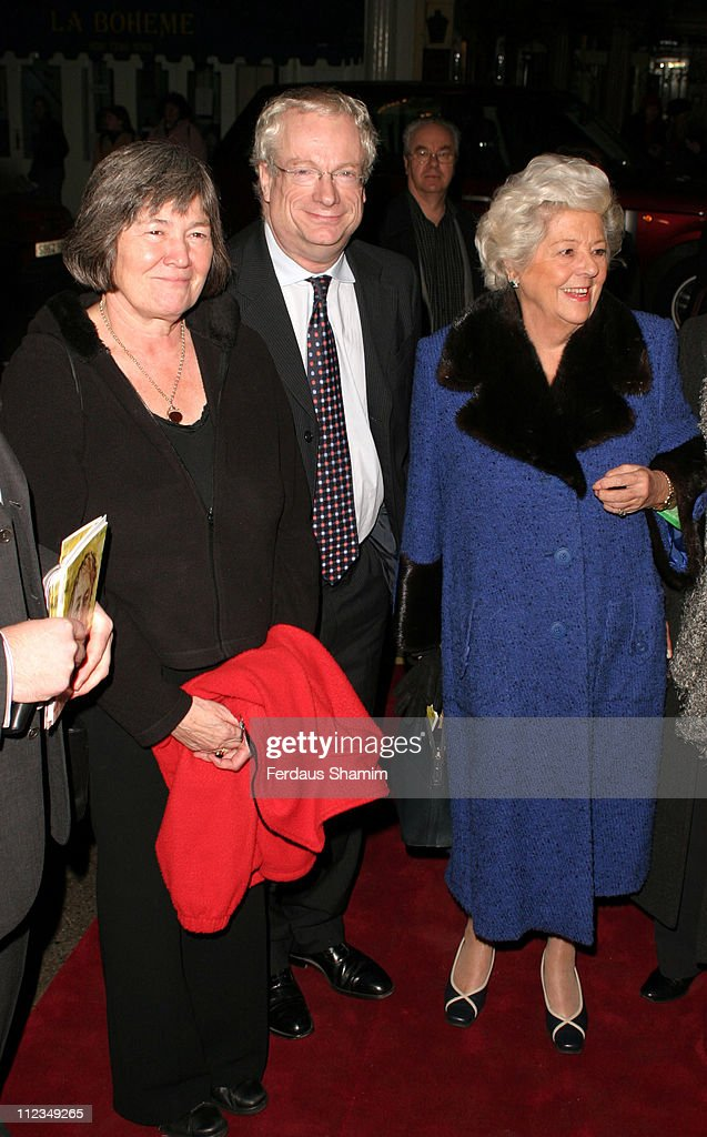 """""""An Evening for Mo and Friends"""" to Remember Mo Mowlam - November 20, 2005"""