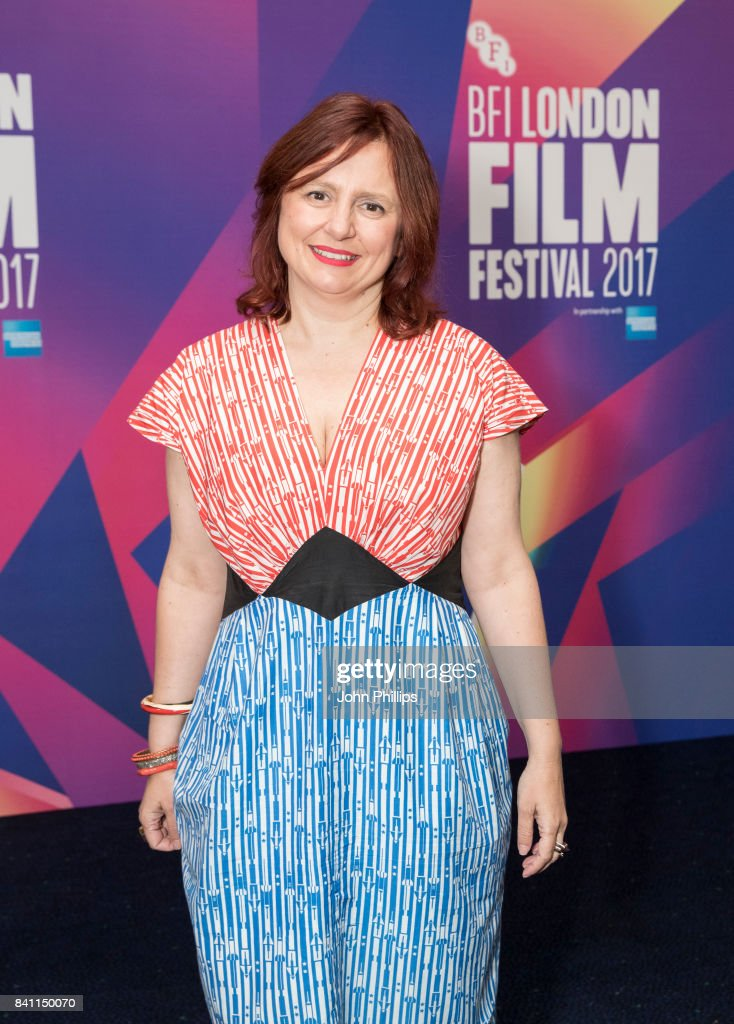 Clare Stewart attends the BFI London Film Festival programme launch at Odeon Leicester Square on August 31, 2017 in London, England.