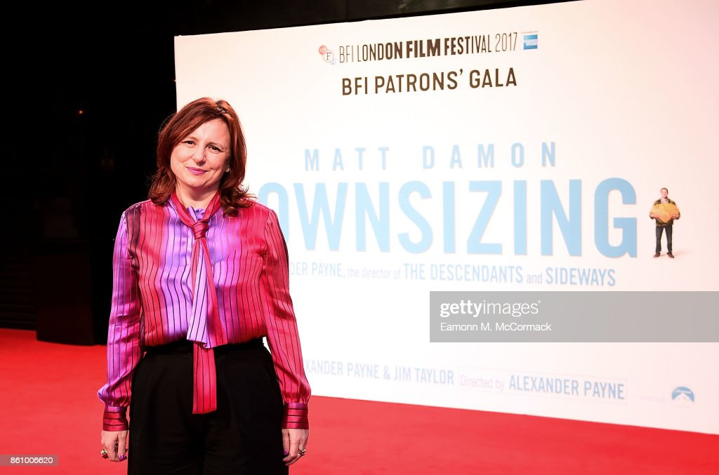 """Downsizing"" London Film Festival Premiere"