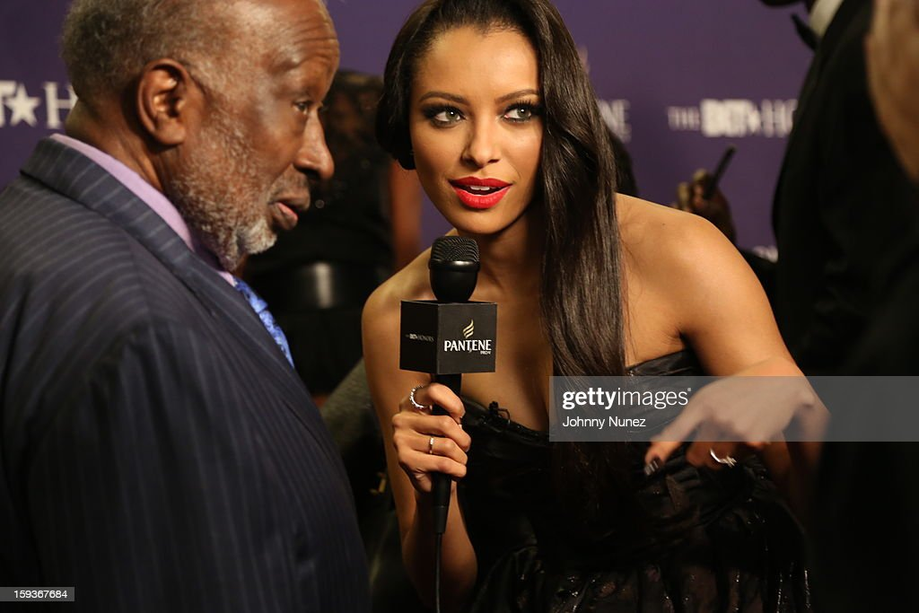 <a gi-track='captionPersonalityLinkClicked' href=/galleries/search?phrase=Clarence+Avant&family=editorial&specificpeople=706032 ng-click='$event.stopPropagation()'>Clarence Avant</a> and Kat Graham attend BET Honors 2013 at Warner Theatre on January 12, 2013 in Washington, DC.