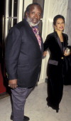 Clarence Avant and wife Jacqueline Gray attend First Annual Thurgood Marshall Awards Gala on November 17 1993 at the Regent Beverly Wilshire Hotel in...