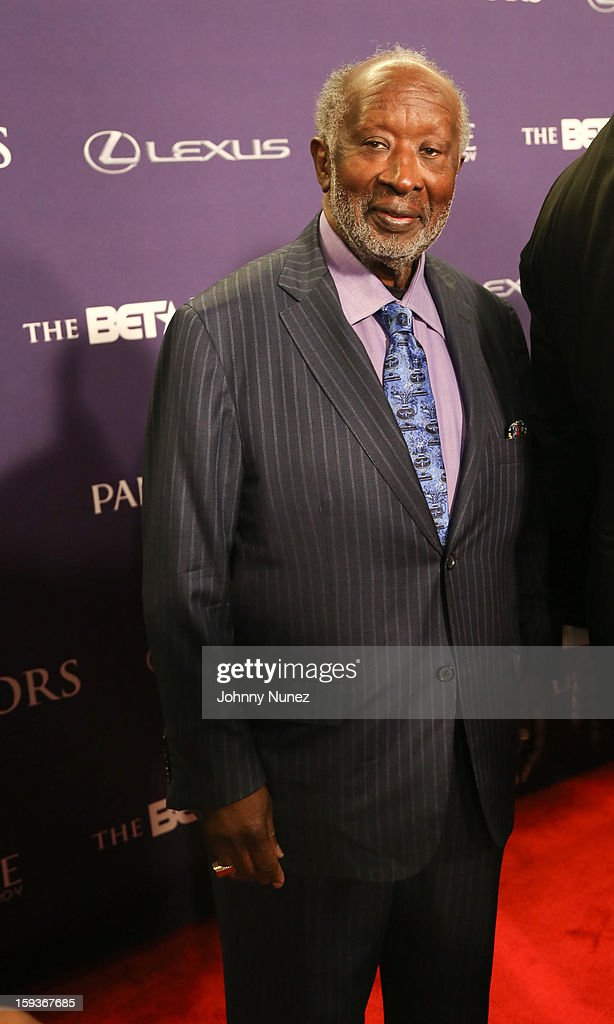 Clarence Avant attends BET Honors 2013 at Warner Theatre on January 12, 2013 in Washington, DC.