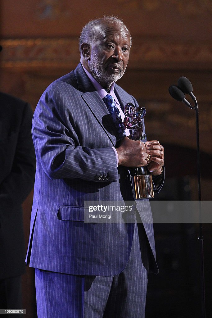 Clarence Avant onstage at BET Honors 2013 at Warner Theatre on January 12, 2013 in Washington, DC.