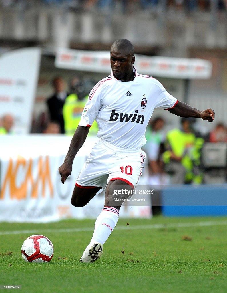 AS Livorno Calcio v AC Milan Serie A s and