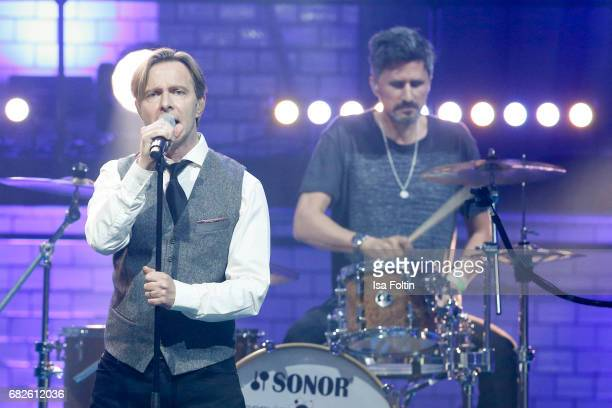 Clark Datchler performs at the GreenTec Awards Show at ewerk on May 12 2017 in Berlin Germany