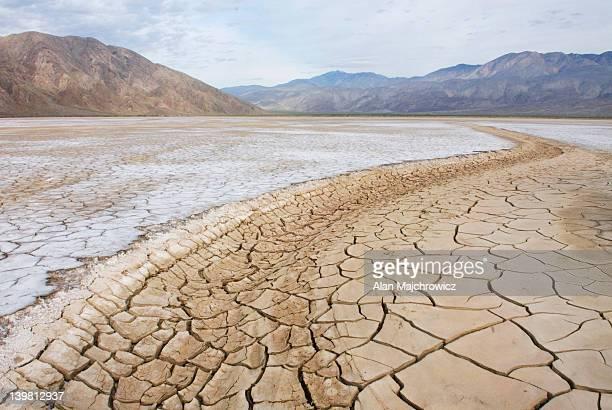 Clark Dry Lake, Anza Borrego Desert State Park California, USA