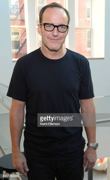 Clark Gregg attends 'Meet The Actor' at Apple Store Soho on June 5 2014 in New York City