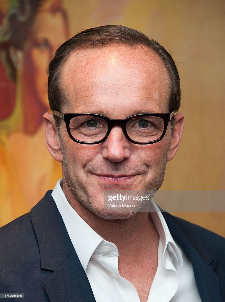 Clark Gregg attends The Academy Of Motion Picture Arts And Sciences' 40th Annual Student Academy Awards Ceremony at AMPAS Samuel Goldwyn Theater on...