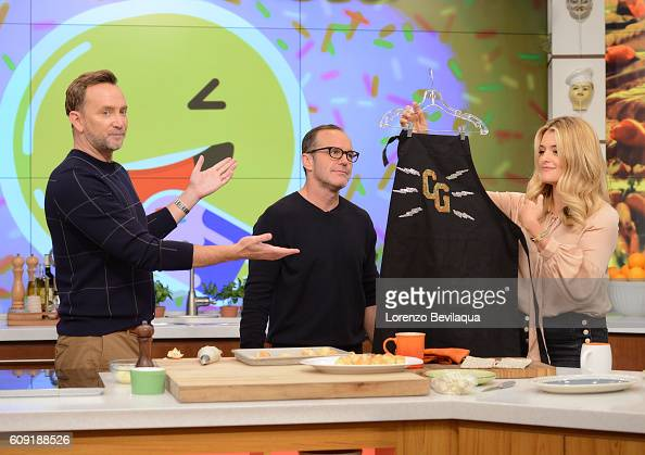 THE CHEW Clark Gregg is the guest today Tuesday September 20 2016 on 'The Chew' 'The Chew' airs MONDAY FRIDAY on the ABC Television Network OZ