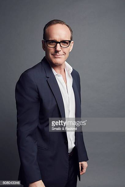 Clark Gregg poses for a portrait at the 2016 People's Choice Awards at the Microsoft Theater on January 6 2016 in Los Angeles California