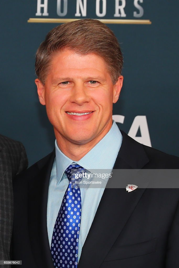 Clark Hunt CEO of the Kansas City Chiefs on the Red Carpet at the 2017 NFL Honors on February 04, 2017, at the Wortham Theater Center in Houston, Texas.