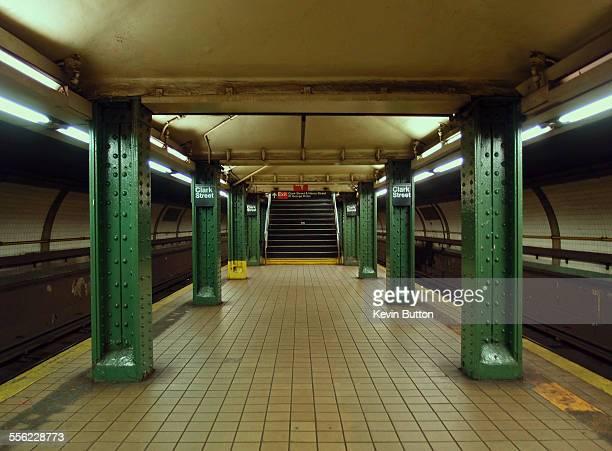 Clark street subway