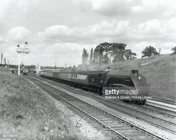 A4 Seagull At Oakleigh Park 1957 Pictures Getty Images