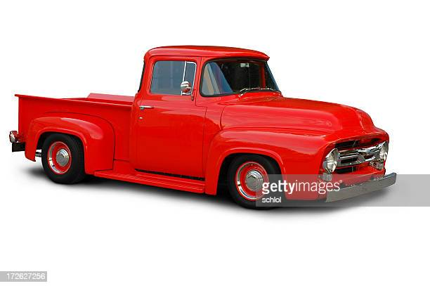 クラシックな 1954 フォード F トラック