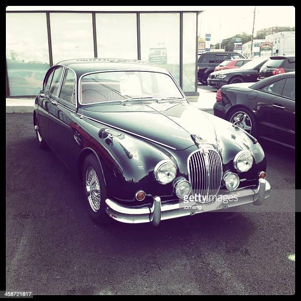 Klassische 1960 Jaguar Mark II
