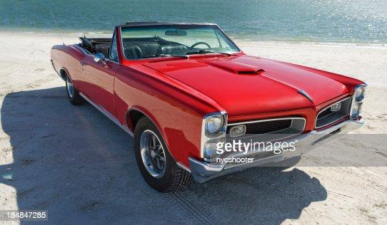 Classic American Muscle Car