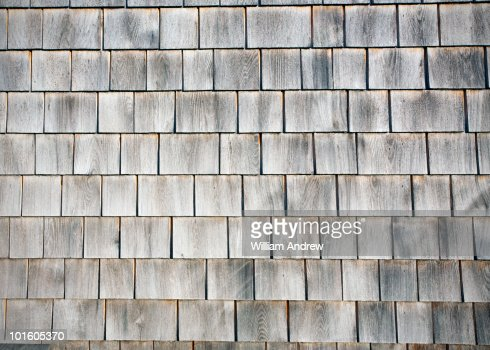 Classic cape cod house shingles stock photo getty images for Shingle art cape cod