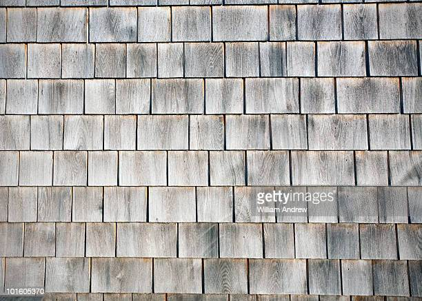 Wood Shingle Stock Photos And Pictures Getty Images