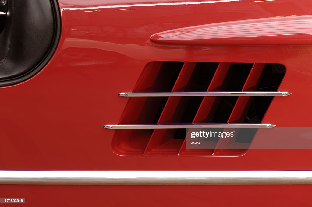 Classic car abstract