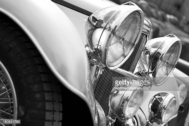 Classic Car Grille