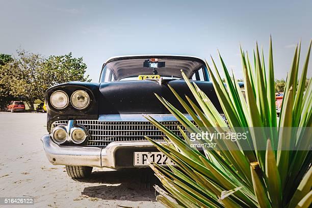 Voiture classique, de Trinité et de Cuba