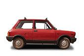 Classic car.