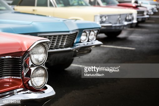Classic cars : Stock Photo