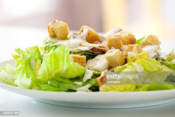 Classic Chicken Caesar Salad