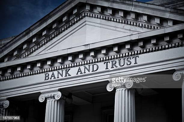 Classic financial columns