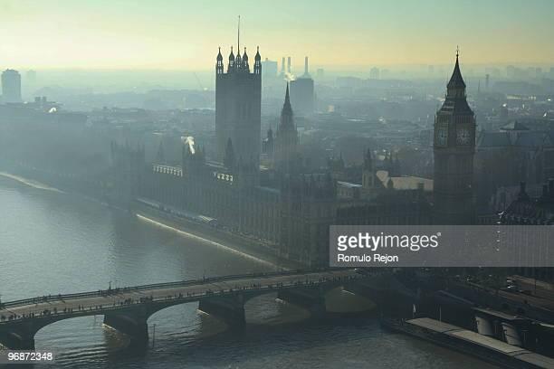 Classic Foggy London