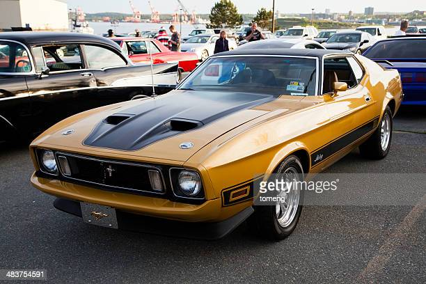 Ford Mustang classique