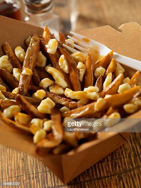 Classica francese canadese Poutine