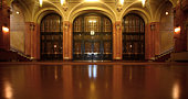 Classic interior   Entry hall